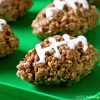 Thumbnail image for Cocoa Rice Krispies Football Treats