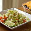 Thumbnail image for It's Dip Week! ~ Fresh Tomatillo-Lime Salsa