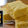 Thumbnail image for Classic Cornbread + WIN a Windows Phone 7!