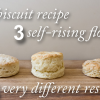Thumbnail image for The Results Are In: Which Flour Made the Best Biscuits?