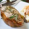 Thumbnail image for Maple Planked Rosemary & Lemon Pork Chops