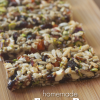 Thumbnail image for Homemade Energy Bars
