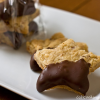 Thumbnail image for Toffee Almond Shortbread