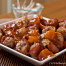 Thumbnail image for Bacon Wrapped Sweet & Sour Meatballs