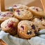 Thumbnail image for Banana Berry Muffins