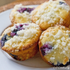 Thumbnail image for Blueberry Rice Muffins