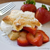 Thumbnail image for Cream Biscuit Strawberry Shortcake