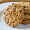 Thumbnail image for Chocolate Chip Oatmeal Cookies