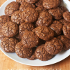 Thumbnail image for Mexican Chocolate Crackled Cookies