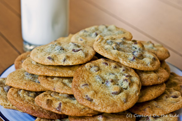 Toll House Chocolate Chip Cookie Recipe With Oatmeal