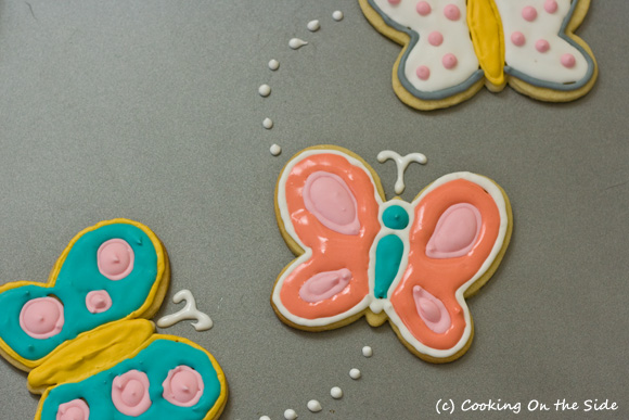 Recipe Roll Out Sugar Cookies With Royal Icing Cooking On The Side