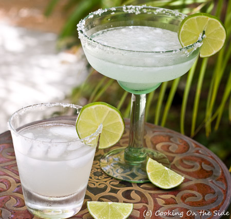 Recipe: Margaritas | Cooking On the Side