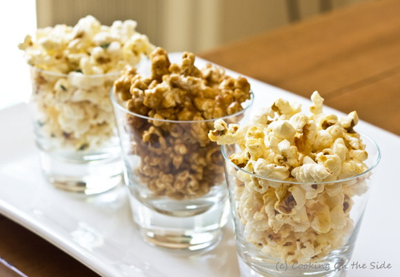 Post image for Homemade Popcorn Trio