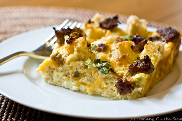 Post image for Sausage Breakfast Casserole