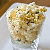 Sea Salt, Thyme & Olive Oil Popcorn