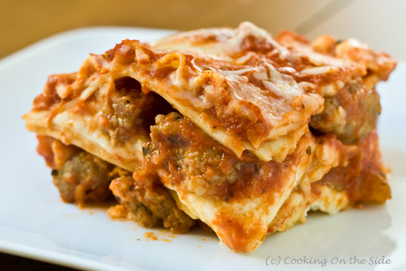 Post image for Three-Layer Lasagna
