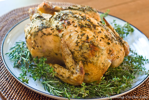 Post image for Herb-Crusted Roast Chicken