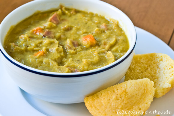 Post image for Split Pea Soup with Ham