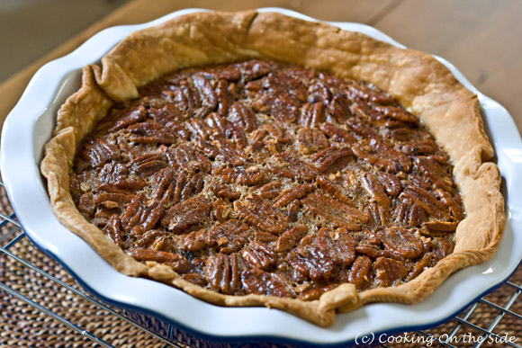 Post image for Classic Pecan Pie