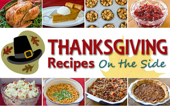 Post Image For 8 Traditional Thanksgiving Recipeson The Side