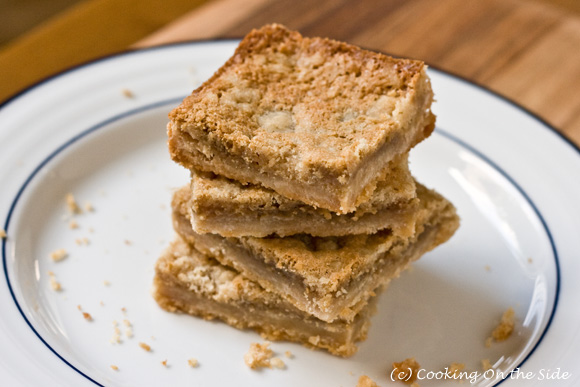 Post image for Peanut Butter Bars