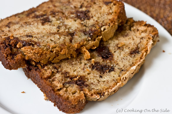 Post image for Chocolate Chunk Banana Bread