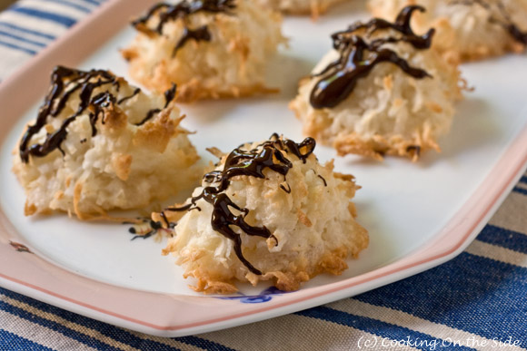 Post image for Coconut Almond Macaroons