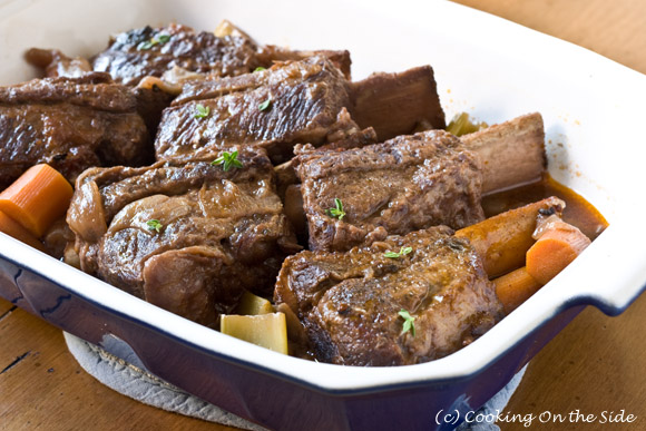 Post image for Braised Short Ribs
