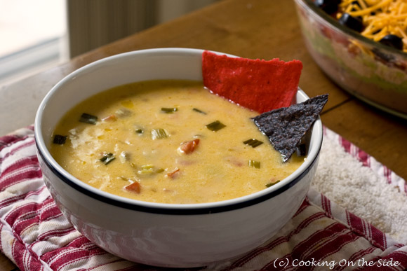 Post image for It's Dip Week! ~ Queso