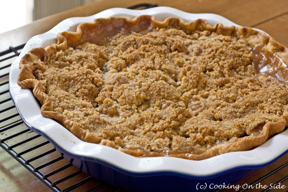 Post image for French Apple Pie