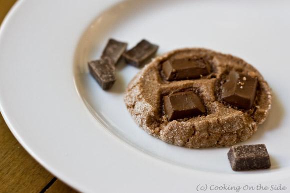 Jacques Pepin's Chocolate Chunk Cookies