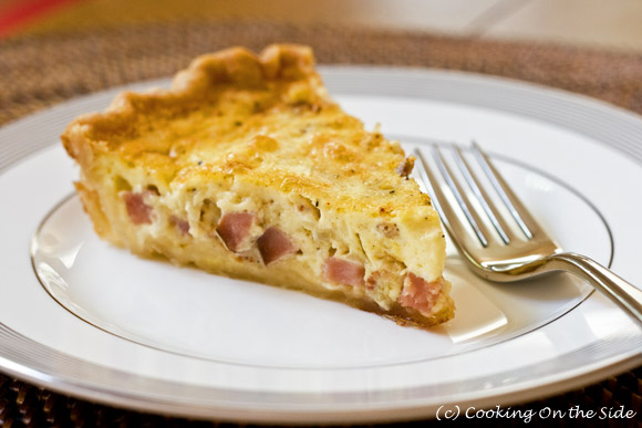 Recipe quiche lorraine cooking on the side post image for quiche lorraineand recipes with vague directions forumfinder Image collections