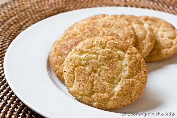 Post image for Snickerdoodles