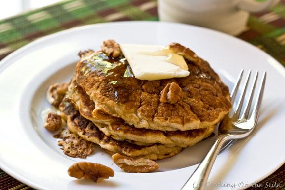 Post image for Multigrain Pancakes