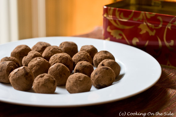 Post image for Homemade Candy Week: Milk Chocolate Truffles