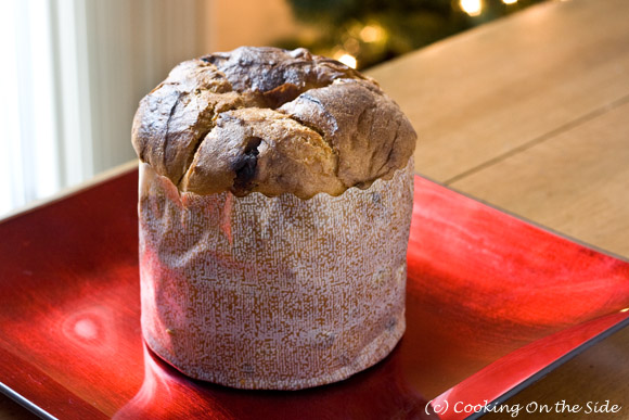Behold the Panettone!