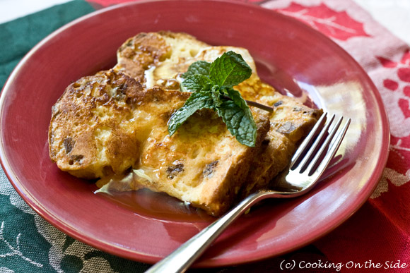 Post image for Holiday Q&A with Lucinda Scala Quinn + Panettone French Toast