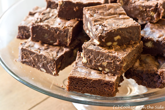 Post image for Gooey Brownies