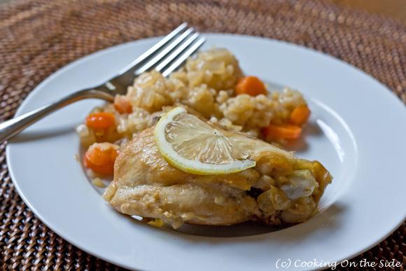 Post image for Honey Lemon Chicken