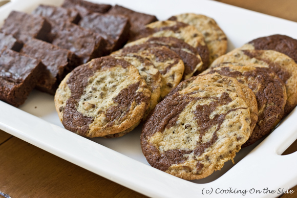 Post image for Brownie-Swirled Chocolate Chip Cookies + Baking Giveaway!