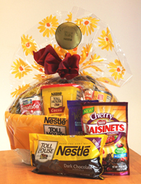 Win a Nestle Baking Gift Basket!