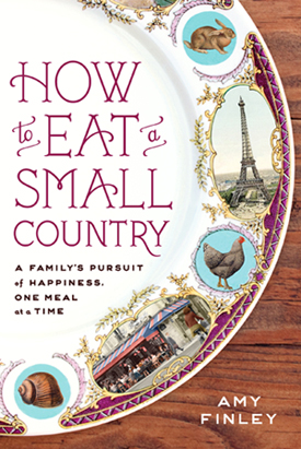 "Find ""How to Eat a Small Country"" on Amazon"