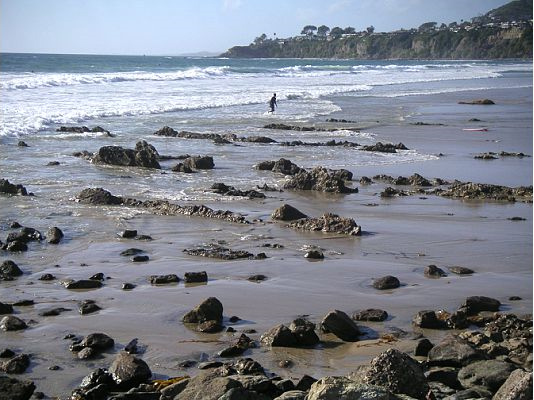 Salt Creek Beach ~ March 20, 2005