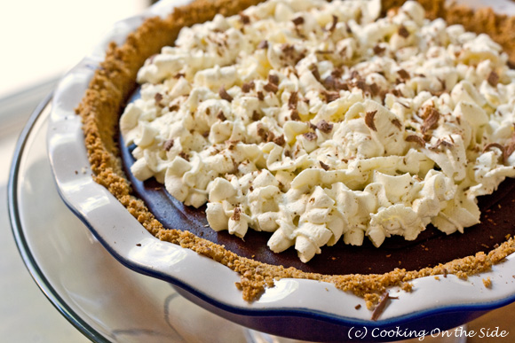 Post image for Chocolate Cream Pie with Cinnamon & Ancho Chile