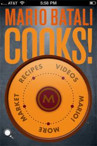 Mario Batali Cooks!