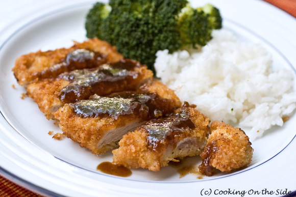 Post image for Japanese Pork Cutlets (Tonkatsu)