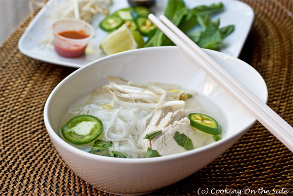 Post image for Easy Chicken Pho + Pacific Natural Foods Giveaway!