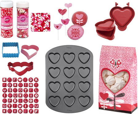 Valentine's Day Baking Prize Pack from Wilton