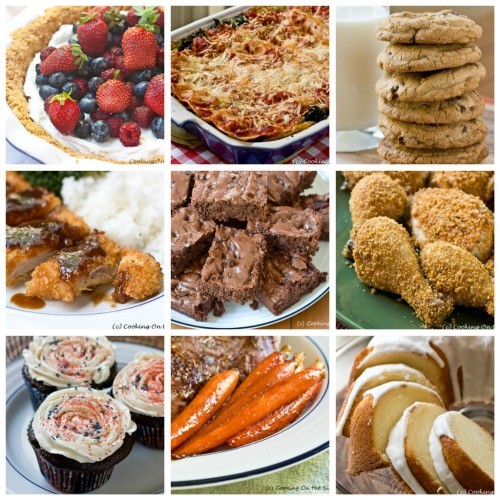 Post image for My Top 9 Favorite On-the-Side Recipes…Celebrating 3 Years!
