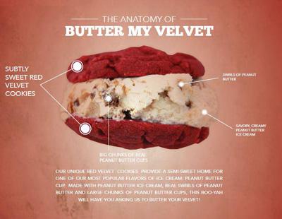 Butter My Velvet - my favorite boo-ya!
